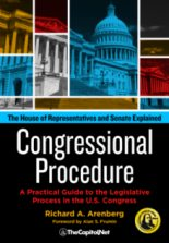Congressional Procedure, by Richard A. Arenberg