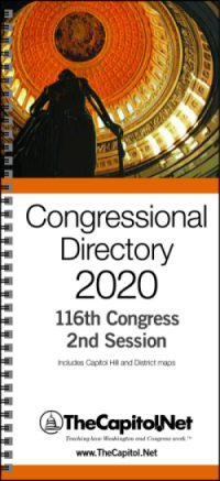 Congressional Directory 2020