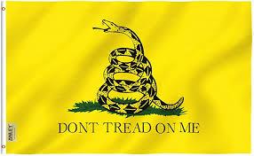 Anley Fly Breeze 3x5 Foot Don't Tread On Me Gadsden Flag