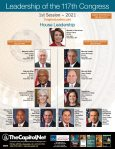 2021 Congressional Leadership